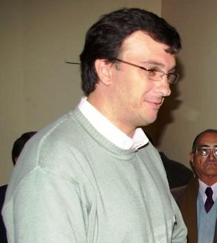Dr. Pablo Borelli, ex Director Hospital Guasayán, de Termas de Rio Hondo, Santiago del Estero