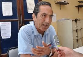 Ulloa, ex Intendente de Añatuya, Santiago del Estero, Argentina