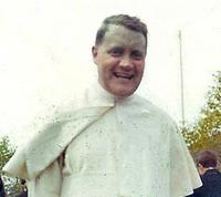 sacerdote Brendan Smyth. Falleció en cárcel al poco tiempo de ser detenido