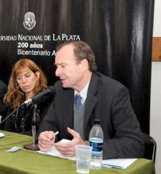 Dr. Norberto Liwski Vicepresidente Comite Derechos del Niño de Naciones Unidas