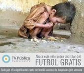 Argentina 6.000.000 de niños abandonados