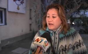 Analía Santilli, representante de La Casa de la Mujer de Santiago del Estero