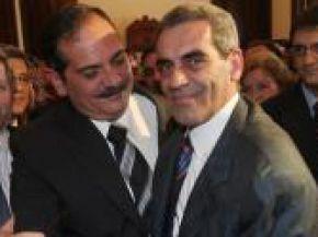 Con el Presidente de la Corte Suprema de Justicia de la Provincia de Tucumán
