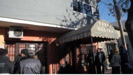 Salta: Frente del antro en donde AFIP rescató mujeres de la trata