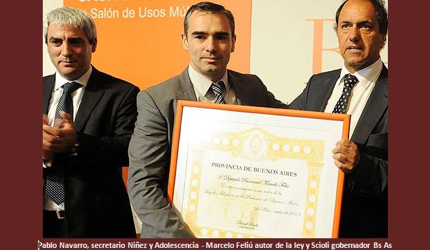 Estos son los responsables de la primera ley Argentina que avala el tráfico y la trata de bebés