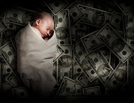 Cuidado: Uno de 5 métodos para sustraer bebés