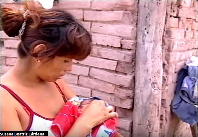 Trata de bebés: La mansedumbre de una mujer pobre