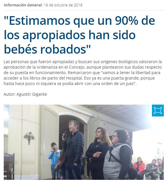 Trata de bebés: El Presidente Macri reconoce que este delito involucra a bebés