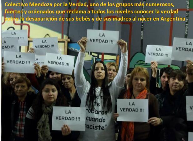 En Argentina el robo de bebés no es delito federal