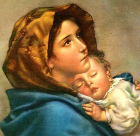 María no podría haber sido madre